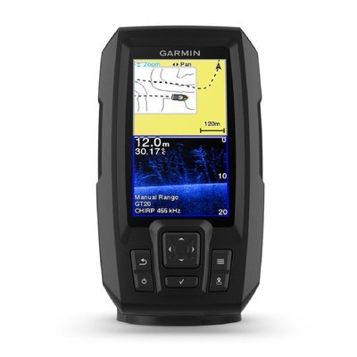 Garmin STRIKER™ Plus 4cv - with transducer