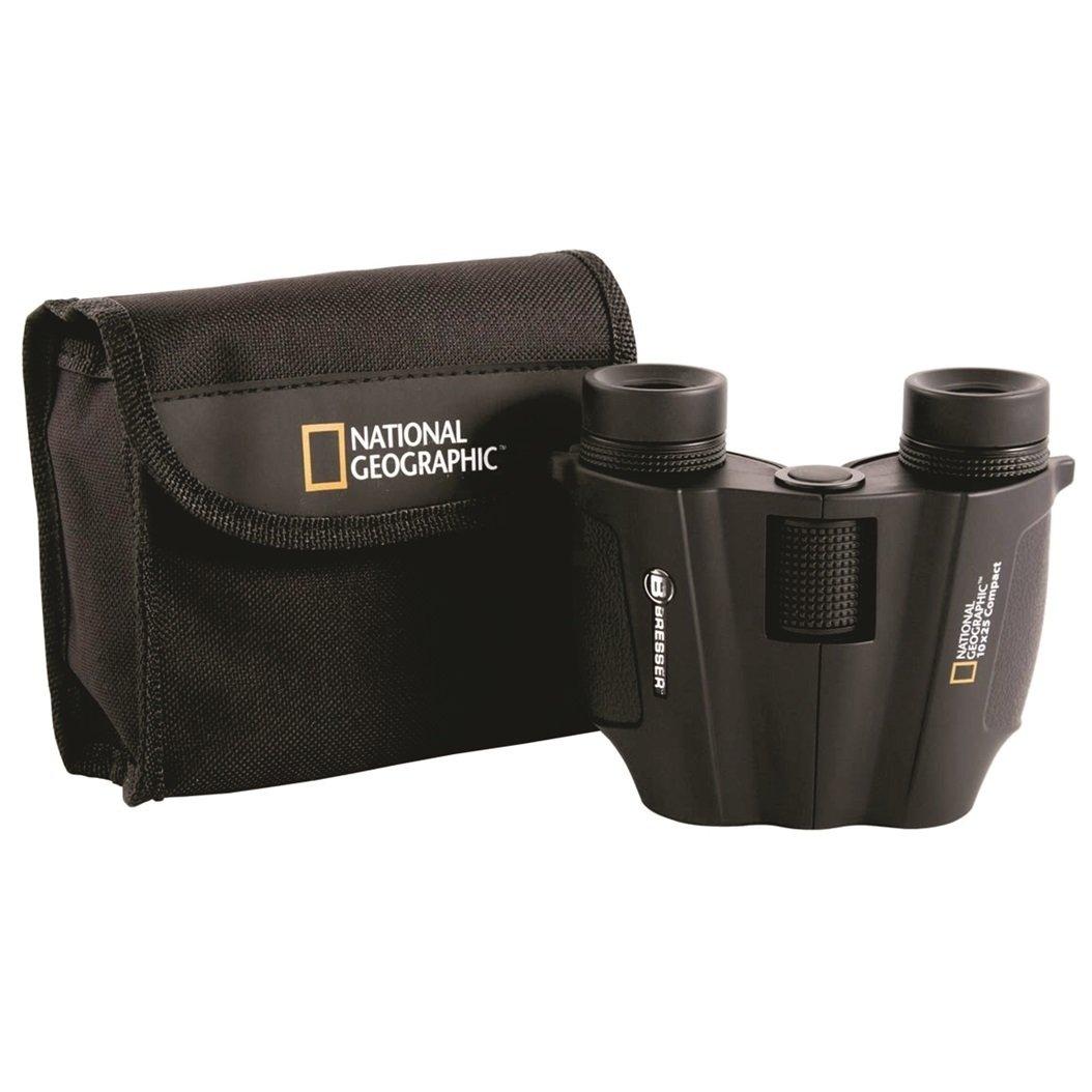 National Geographic 10X25 Compact Porro Binocular