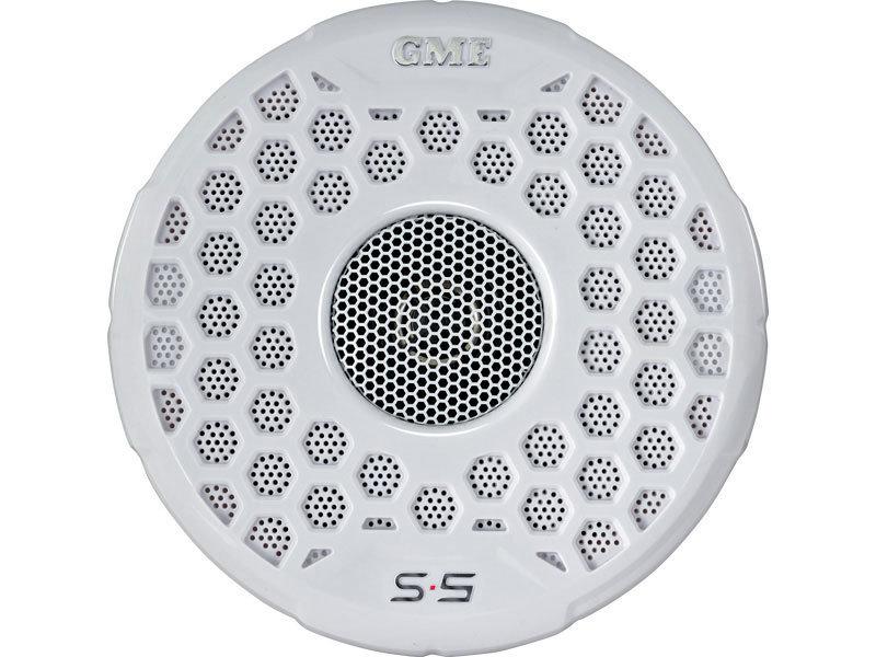 GME GS500 S5 Marine Flush Mount Speakers - Pair