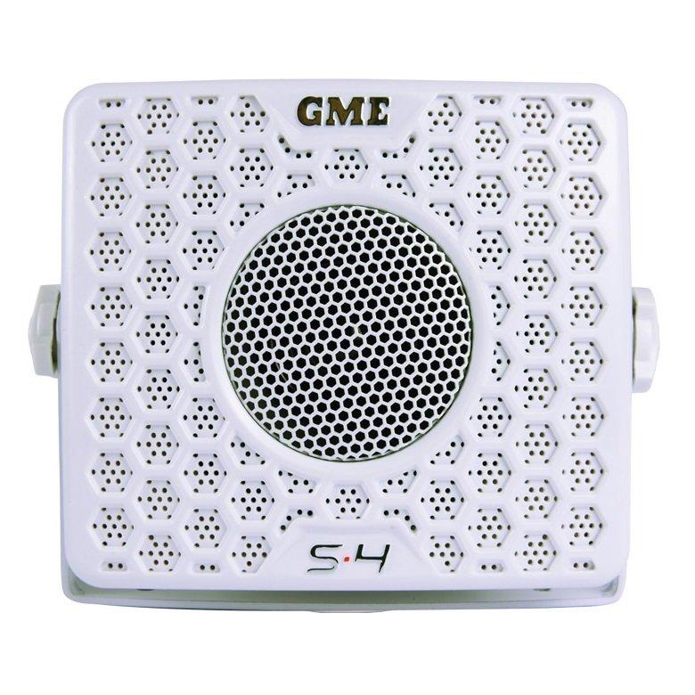 GME GS400 S4 Marine Box Speakers - Pair