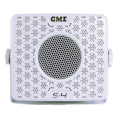 GME GS400 S4 Marine Box Speakers - Pair