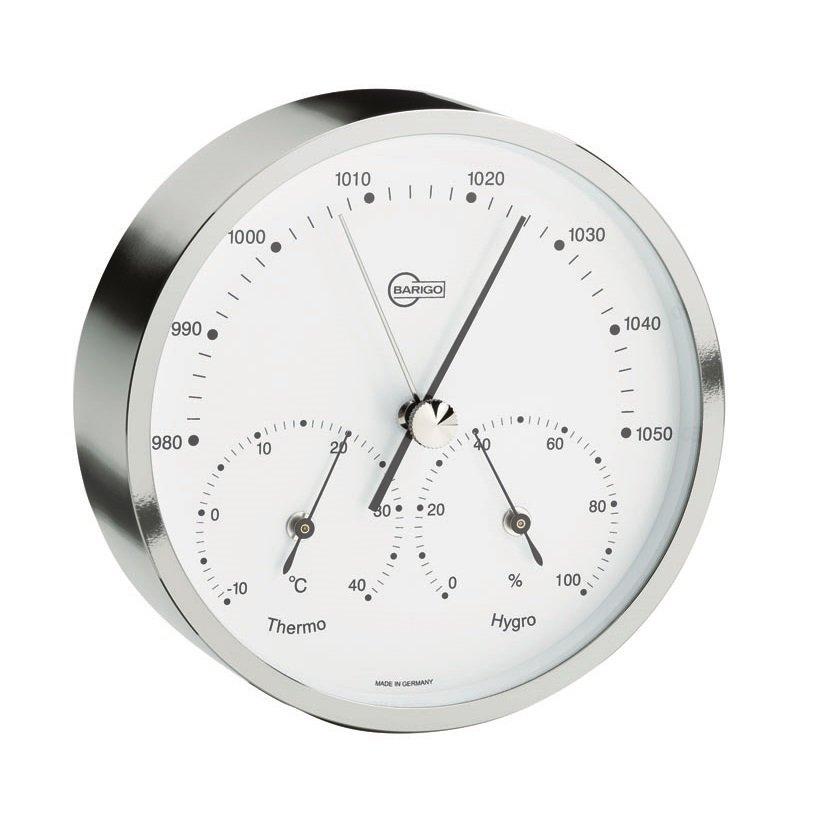 Barigo 101.3 3-in-1 Modern Home Barometer