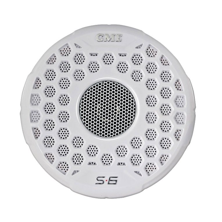 GME GS600 S6 Marine Flush Mount Speakers - Pair