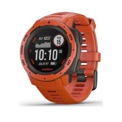 Garmin Instinct™ Watch - Flame Red