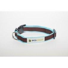 Eco Paws Bamboo Collar Lrg Brown