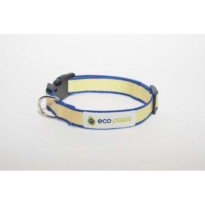 Eco Paws Bamboo Collar lrg Yellow