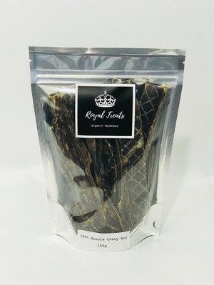 Royal Bullies Organic Chewy Roo 150g