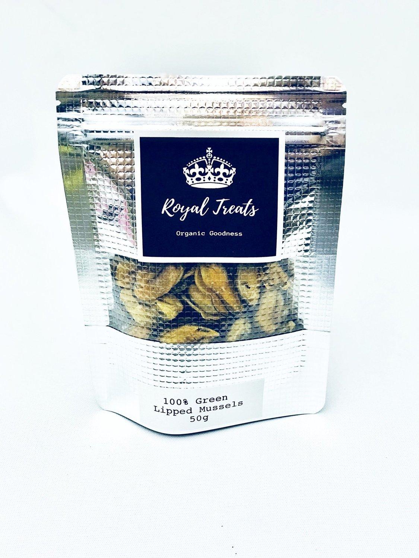 Royal Bullies Organic Green Lipped muscle