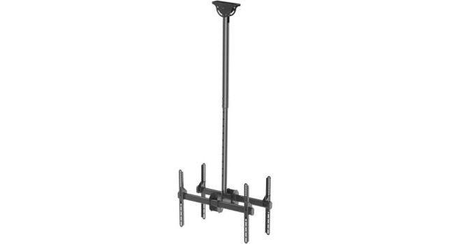 "Back-to-Back Telescopic Ceiling Mount (32""-55"")"