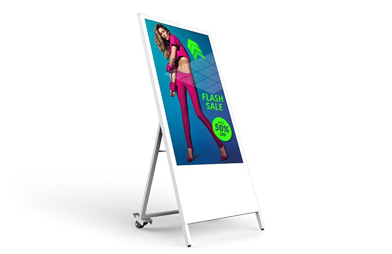 Digital A Board | Digital Pavement Sign | Menu Board