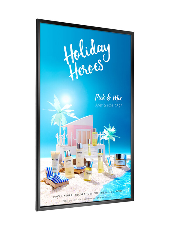 Window Advertising Display | Ultra High Brightness Monitor (Supreme)