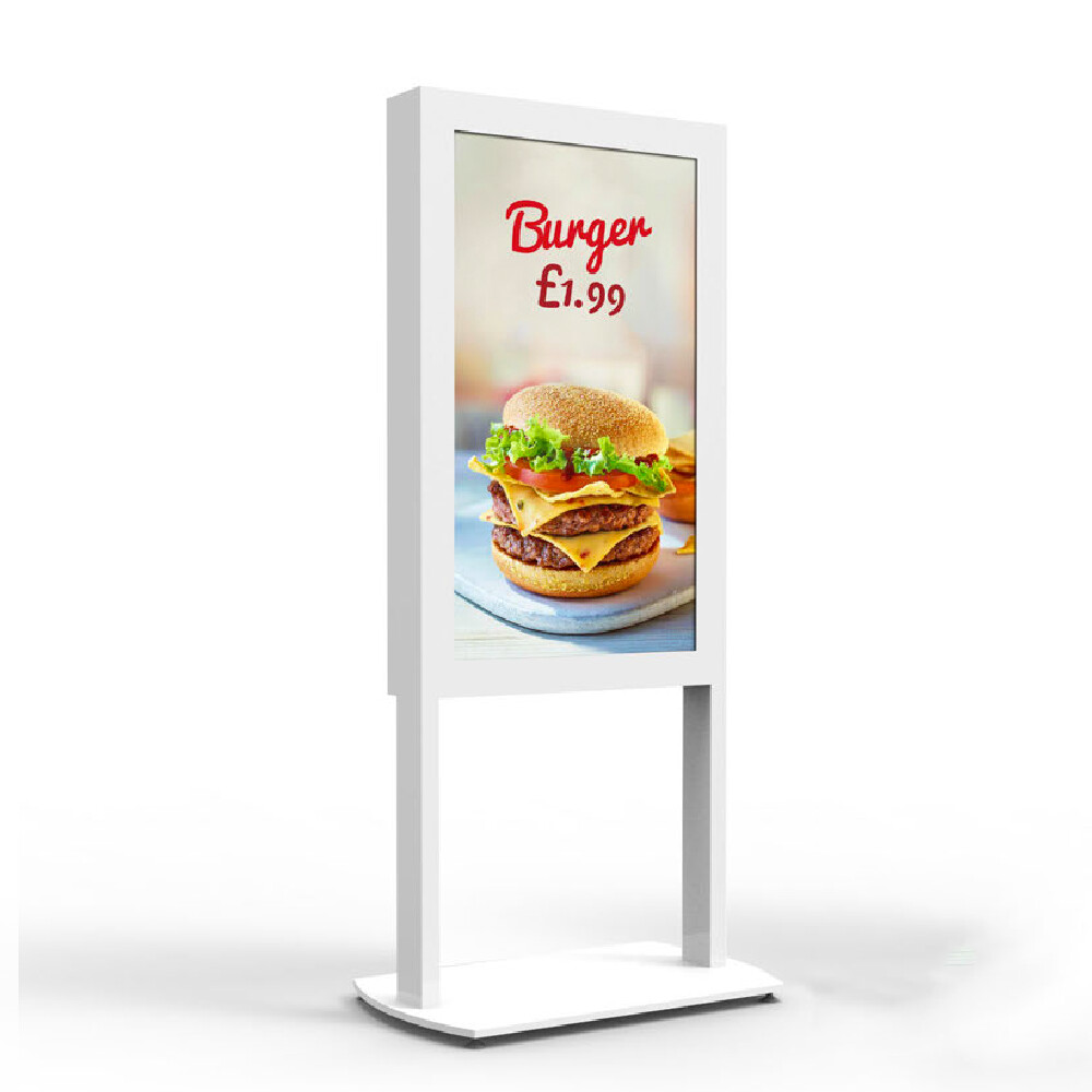 Freestanding Ultra High Brightness Digital Posters