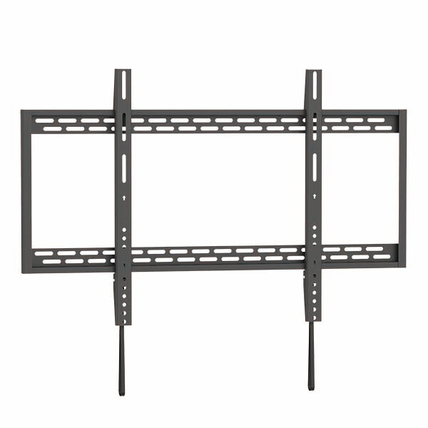 "Large Display Low-Profile Landscape Wall Mount (60'""-100"")"