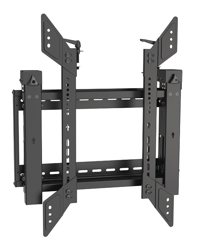 "Portrait Pop-out Video Wall Mount (46""-70"")"
