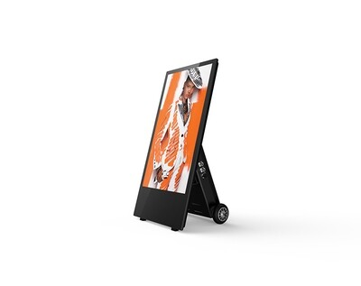 Outdoor Digital A Board | Pavement Sign
