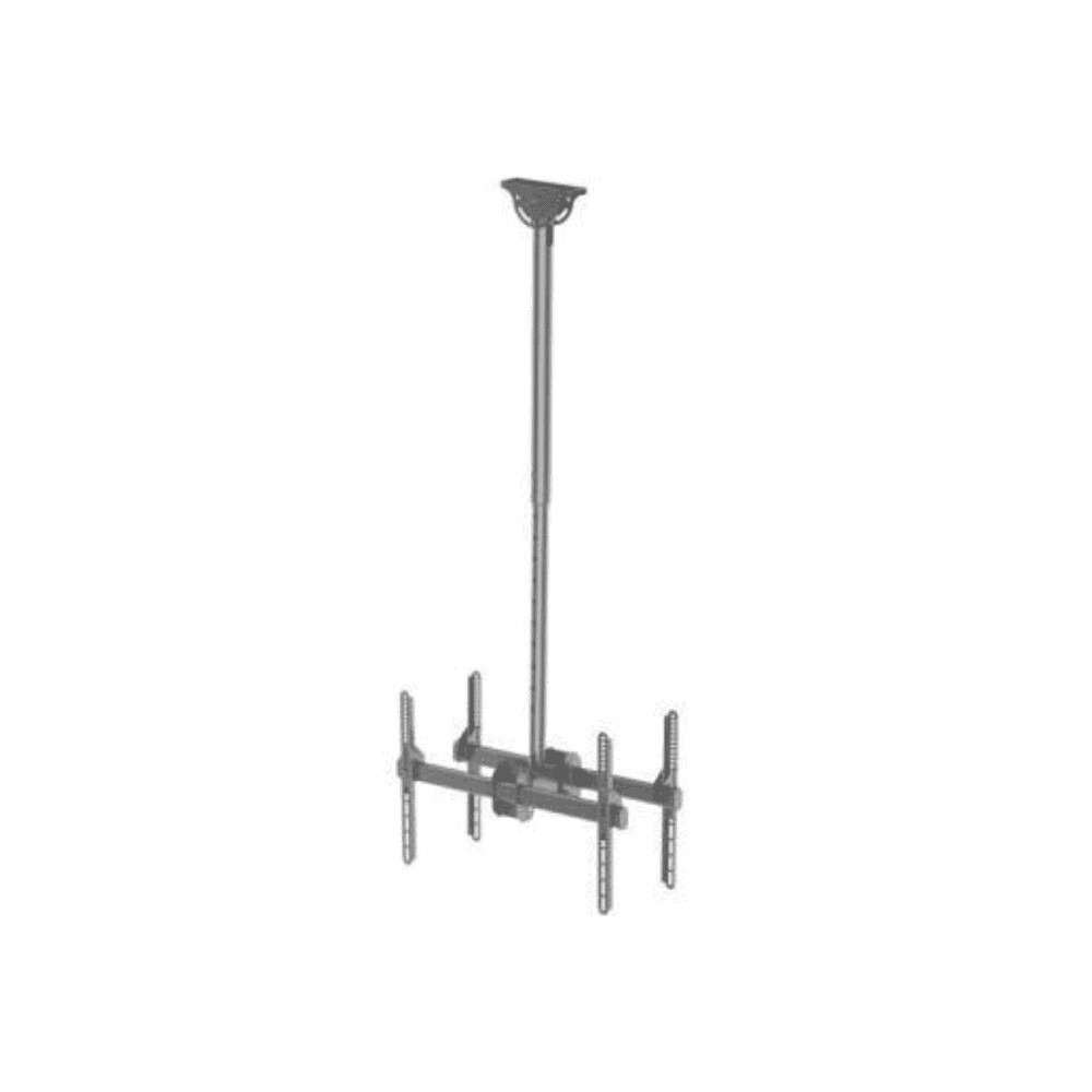 """Back-to-Back Telescopic Ceiling Mount (32""""-55"""")"""