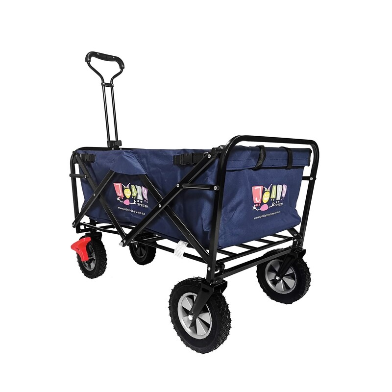 Deluxe Trolley with seatbelts