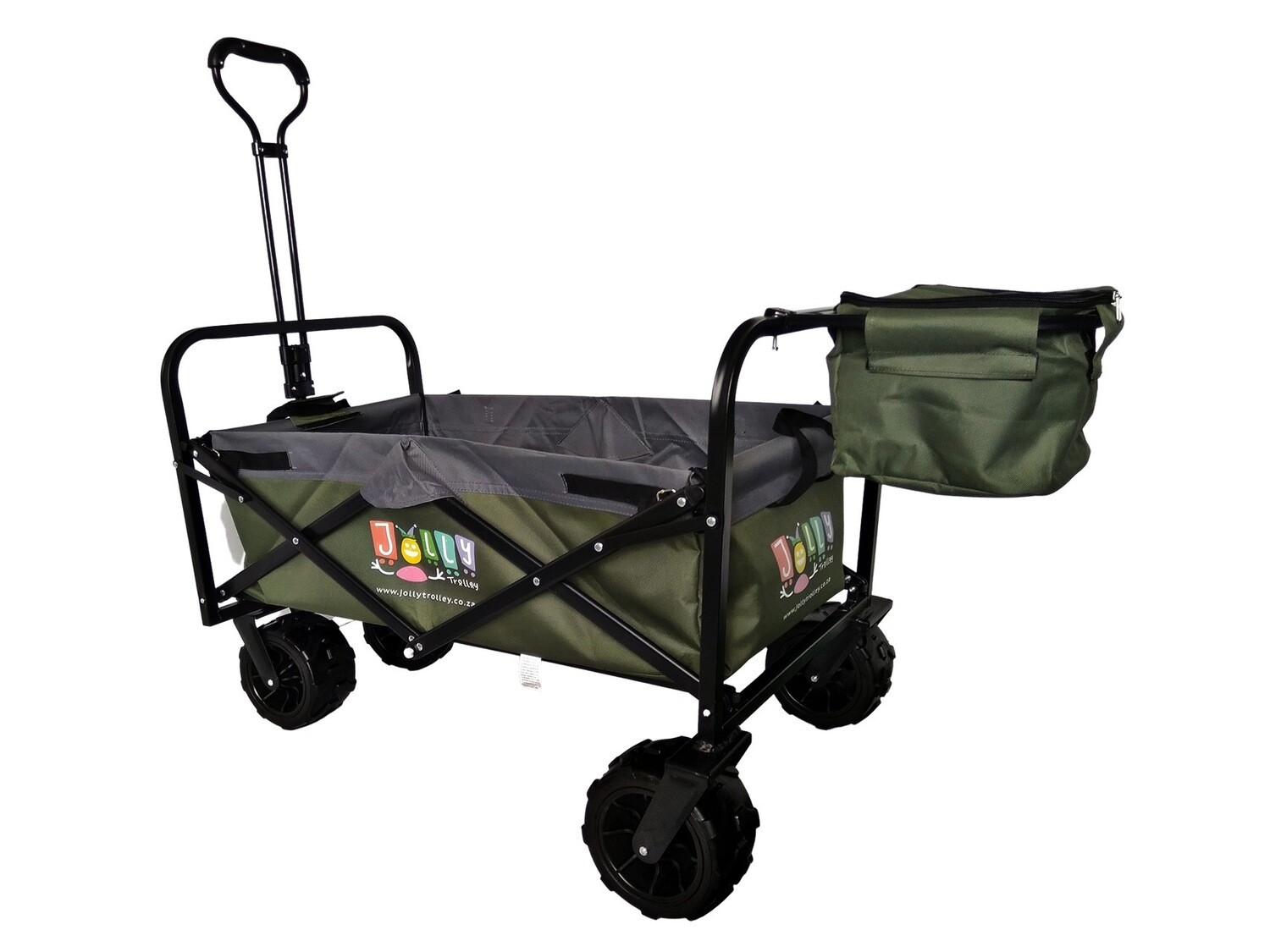 4x4 XREME Jolly Trolley with cooler bag