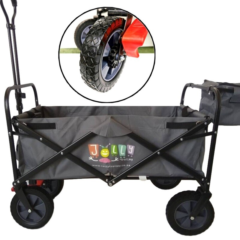 Deluxe Trolley now with a cooler bag