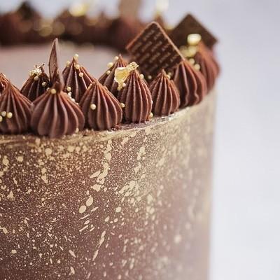 Luxury Chocolate Cake