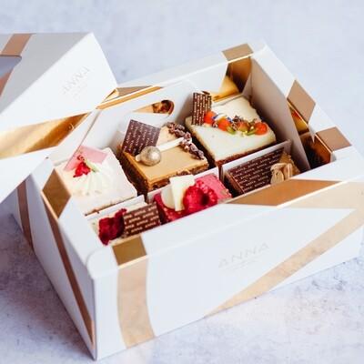 Cubicake Box (+ flavours)