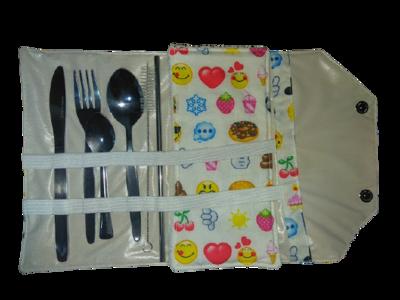 Snaxpax Cutlery Roll