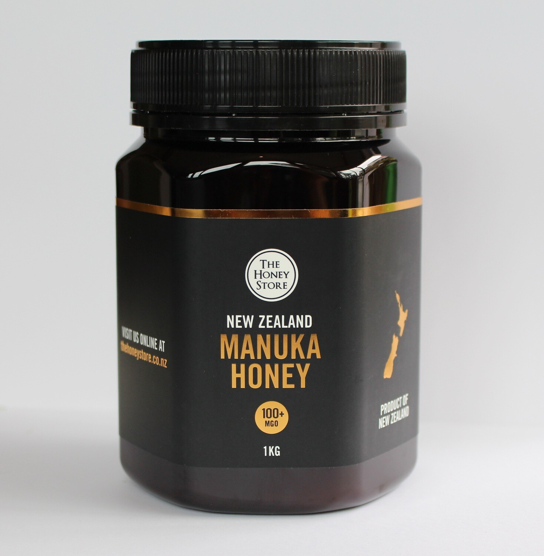 Manuka Honey 100+mgo 1kg - NZ Only