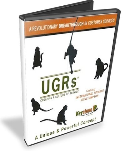 The Original Video: UGRs - Creating a Culture of Service V-UCCS001