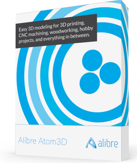 Alibre Atom3D CAD Design Program
