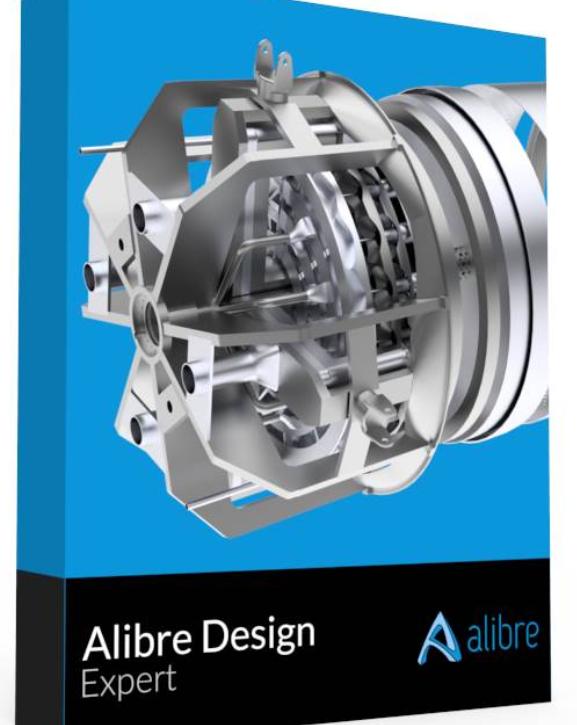 Alibre CAD Design Expert Program