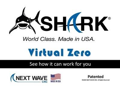 CNC SHARK CONTROL PANEL 2.1 W/VIRTUAL ZERO