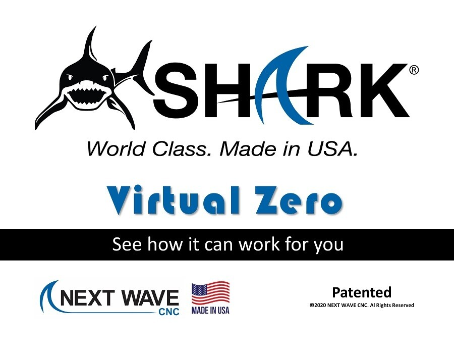 SHARK CONTROL PANEL 2.1 W/VIRTUAL ZERO AND TOUCH PLATE BUNDLE