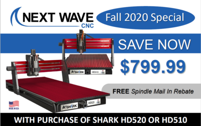 SHARK HD520®