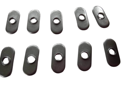 """10 PK of 1/4"""" T-SLOT NUTS FOR JIG MAKING"""