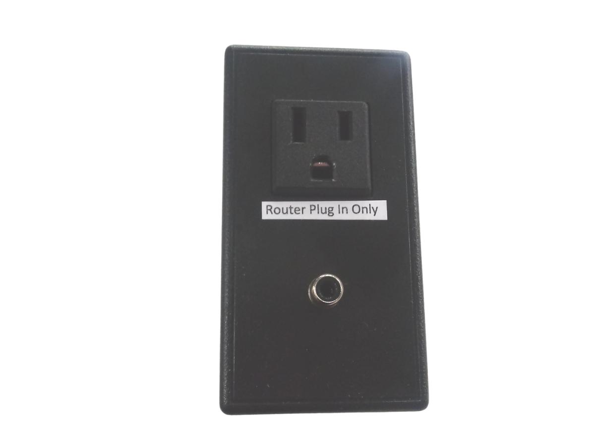 PIRANHA XL-SD120 ROUTER REPLACEMENT CONTROL BOX