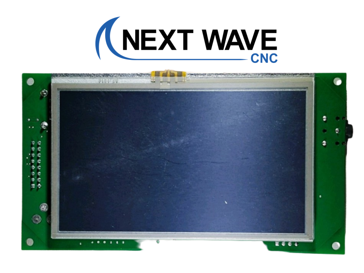 REPLACEMENT FOR READY2ROUT PENDANT LCD BOARD