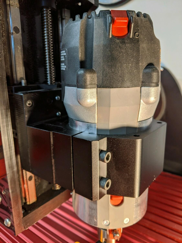 HD5 ALUMINUM ROUTER CLAMP