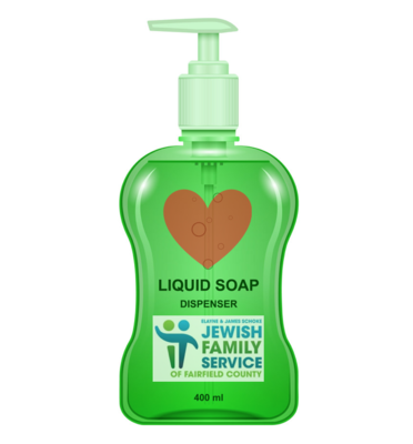 Liquid Soap for Thanksgiving Comfort & Care Packages