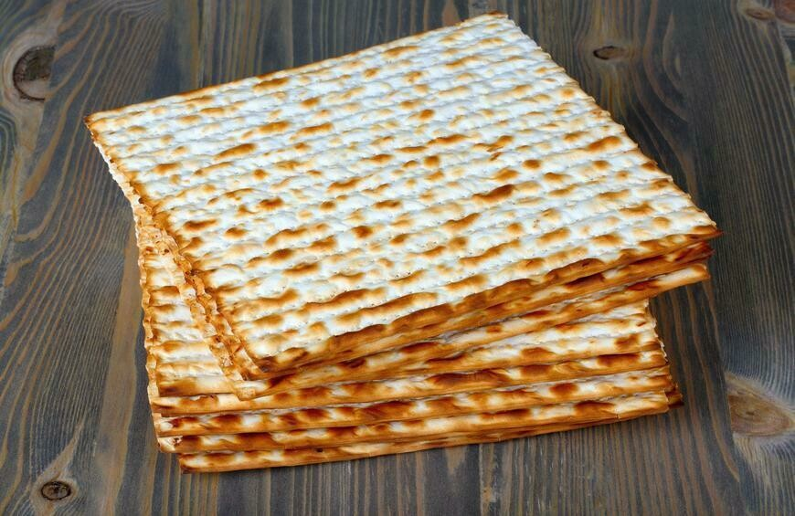 Passover Matzah for Local Families in Need