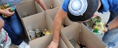 Help launch the new Schoke Jewish Family Services kosher food pantry at B'nai Israel in Bridgeport