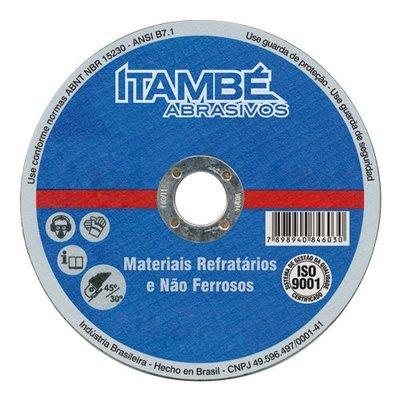 """DISCO CORTE ITAMBE REFR 2T 7"""" X 7/8"""" CF22"""