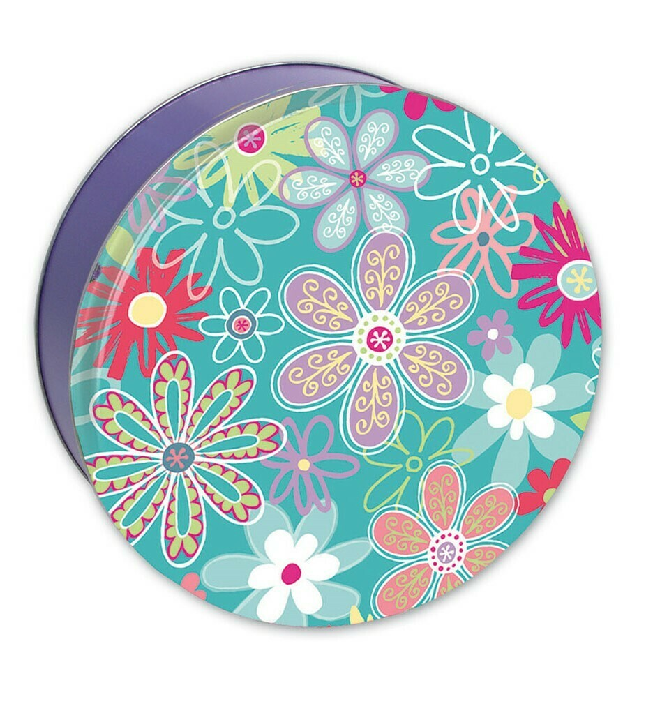 Flower Blossom Candy Tin with 13.5 oz. of Candy - Your Choice