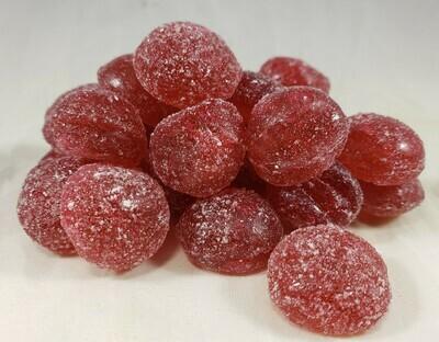 Choke Cherry Old-Fashioned Hard Candy