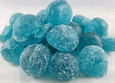 Blueberry Hard Candy Drops