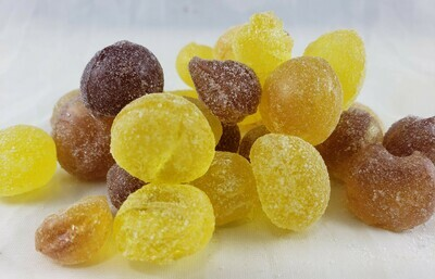 Butterscotch Old-Fashioned Hard Candy