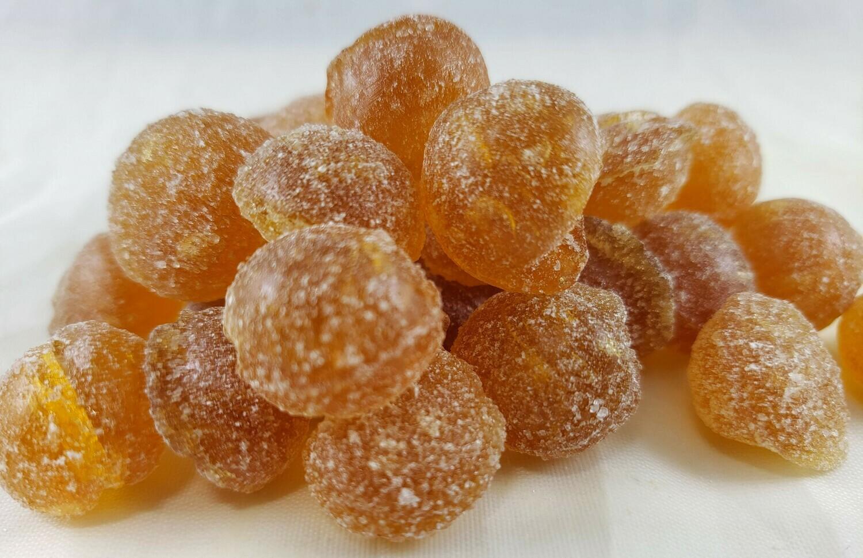 Horehound Hard Candy Drops
