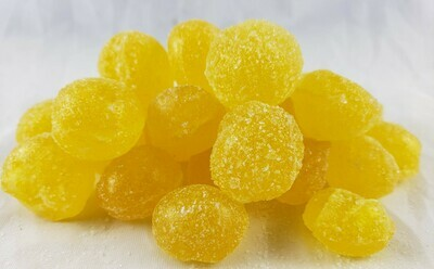 Lemon Old-Fashioned Hard Candy