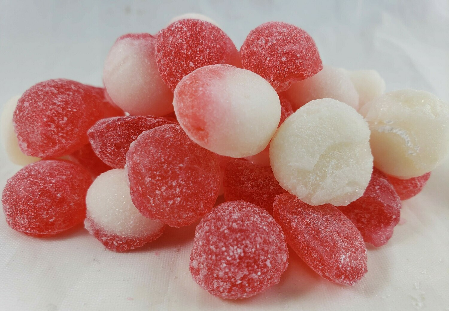 Peppermint Hard Candy Drops