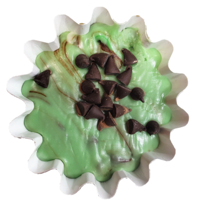 Mint Chocolate Chip Fudge Cup - 2.25 Ounces