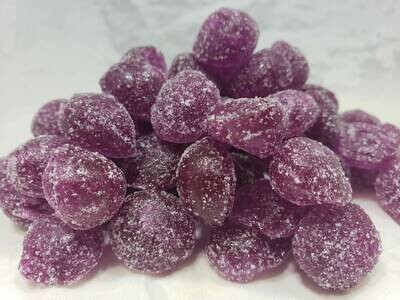 Huckleberry Hard Candy Drops
